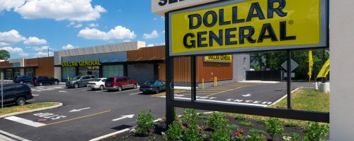 Slickest Dollar General - Ever.
